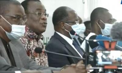 Côte d'Ivoire : Élection 2020, l'opposition ivoirienne récuse la dernière mission et la CEDEAO et appelle ses militants à intensifier la désobéissance civile