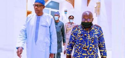 Cedeao :  Après les pressions, Akufo-Addo brise le silence sur les violences au Niger...