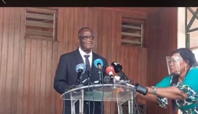 Côte d'Ivoire : Bédié et Affi demandent à la CEDEAO de jouer son rôle de facilitateur et maintiennent leur mot d'ordre de désobéissance civile