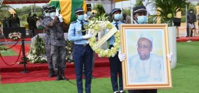 Togo :  Honneurs funèbres à Natchaba à Lomé avant l'inhumation ce samedi à Gando