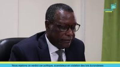Burundi-Mali : Condamné à perpétuité, l'ex-Président Pierre Buyoya compte faire appel