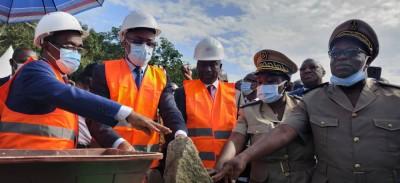 Côte d'Ivoire : Sud-Comoé,  la Sous-préfecture d'Adaou dotée dans 18 mois d'un lycée professionnel d'un coût global de 6 milliards de FCFA