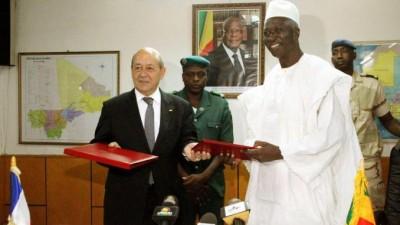 Mali-France : Pour Jean-Yves Le Drian, un dialogue avec les jihadistes est «impossibl...