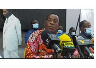 Côte d'Ivoire :  A 5 jours du vote présidentiel, Affi N'Guessan croit toujours que le...