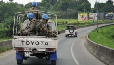 Côte d'Ivoire : L'ONU annonce la  suspension temporelle des missions externes non-essentielles jusqu'au 15 novembre dans le pays