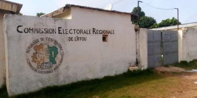 Côte d'Ivoire : Sans trop de surprise dans le contexte, les locaux de la CEI locale de Daoukro saccagés