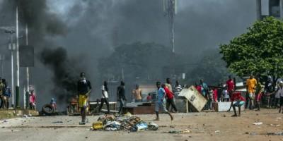 Guinée : Les violences post-électorales ont fait 21 morts en une semaine, selon le bilan officiel