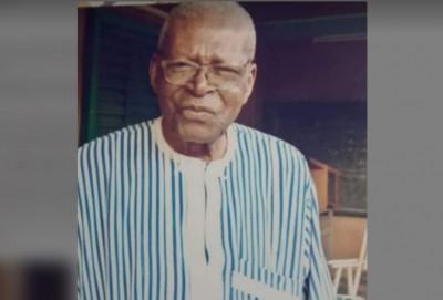 Burkina Faso : Décès du  père du Président Roch Marc Christian Kaboré