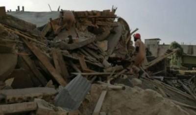 Côte d'Ivoire : Effondrement d'un immeuble à Yopougon, un bébé de huit mois parmi les...