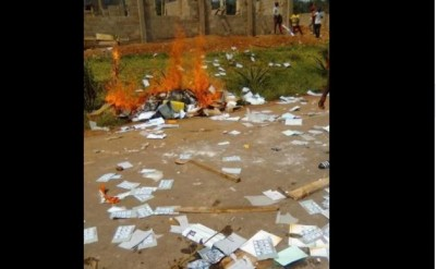 Côte d'Ivoire : Après Daoukro, les locaux de la CEI locale de Bongouanou visités par...