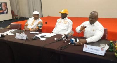 Côte d'Ivoire : Kanigui appelle le RACI à soutenir le candidat du RHDP mais prévient : « Nous ne sommes pas venus pour prendre la carte de militants du RHDP »