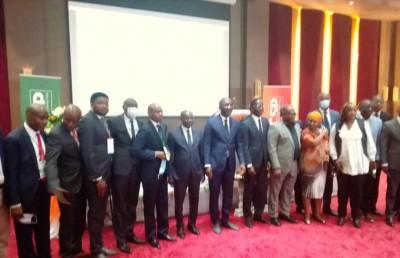Côte d'Ivoire : Présidentielle 2020, Souleymane Diarrassouba sollicite le suffrage du secteur privé pour l'élection du candidat Ouattara