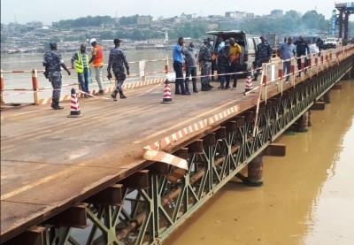 Côte d'Ivoire : Chute du véhicule dans la lagune du 4è pont, 03 morts finalement