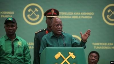Tanzanie : Les tanzaniens aux urnes ce mercredi, le Président «Bulldozer» face à 14 c...