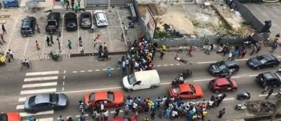 Côte d'Ivoire : Marcory, un bandit abattu devant un restaurant alors qu'il tentait de...