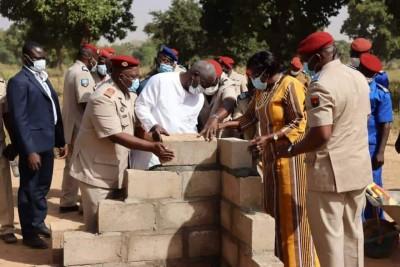 Burkina Faso : Bientôt un hôpital d'Instruction des Armées