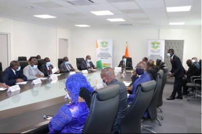 Côte d'Ivoire : Ministère de l'Administration du Territoire et de la Décentralisation, le Général Vagondo assure l'intérim