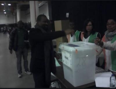Côte d'Ivoire : Malgré le deuxième confinement en France, le scrutin maintenu dans l'...