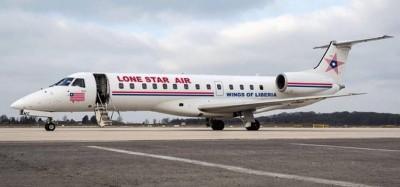 Liberia :  La nouvelle compagnie Lone Star Air lancée après 30 ans de guerre