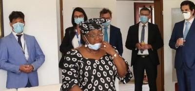 Afrique :  Lobbying du Nigeria envers les USA pour porter Okonjo-Iweala à l'OMC