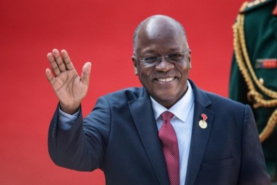 Tanzanie : Présidentielle,John Magufuli réélu avec 84,39 %, le chef de l' opposition aux mains de la police