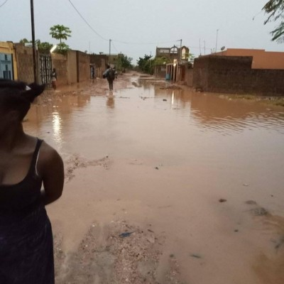 Burkina Faso : A Ouagadougou, un projet d'assainissement, pour réduire l'impact des inondations