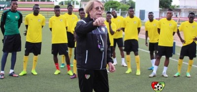 Togo-Egypte :  CAN 2022, match du 4e journée des éliminatoires sans supporters à Lomé