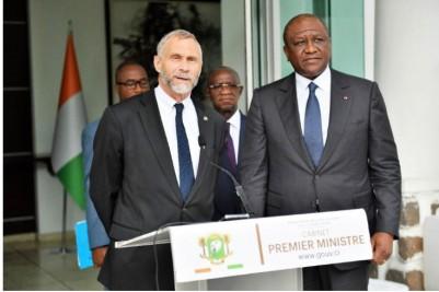 Côte d'Ivoire : Millenium Challenge Corporation,  des progrès importants réalisés dans la satisfaction des indicateurs, selon Hamed Bakayoko