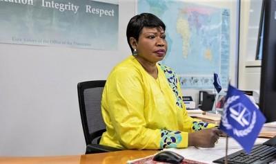 Libye : Devant l'ONU, Fatou Bensouda s'insurge contre le recours de mines dans des cuisines