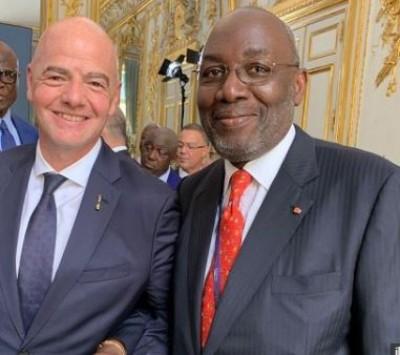 Côte d'Ivoire : Blocage du processus électoral, la FIFA ne veut-elle plus de Foot dans le pays ? Sidy Diallo interpelle