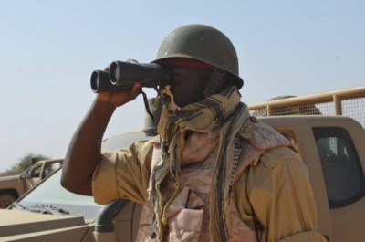Burkina : 7 militaires tués dans une attaque près de Tin-Akoff