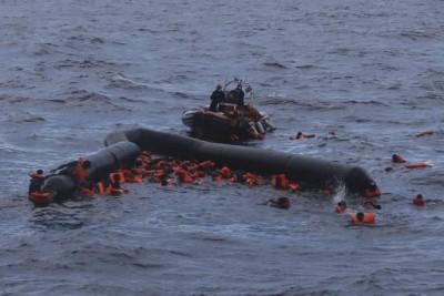 Libye :  Plus de 100 migrants morts noyés en 24h au large des côtes