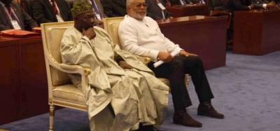 Nigeria-Ghana :  Obasanjo révèle un secours de Rawlings au temps fort du Général Abacha