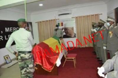 Mali-Turquie : Le corps de l'ex Président ATT rapatrié à Bamako