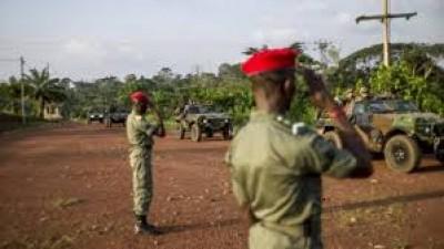 Cameroun : Des gendarmes découpés à la machette lors de l'interpellation d'un justiciable