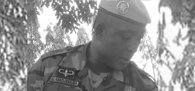 Togo :  Information judiciaire sur l'assassinat du Colonel Madjoulba
