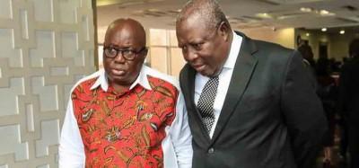 Ghana :  Akufo-Addo se défend contre l'accusation du Procureur spécial démissionnaire