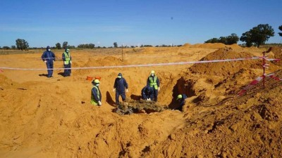 Libye : Découverte d'une nouvelle fosse commune à Tarhouna