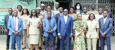 Côte d'Ivoire : Après un audit de ses activités, la Direction des enquêtes douanières conserve toujours son certificat Iso 9001