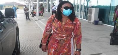 Liberia :  Elections, la ghanéenne Charlotte Osei à Monrovia pour nettoyer le registre électoral