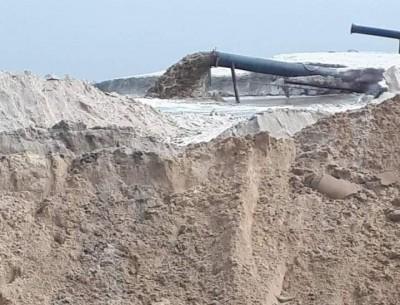 Côte d'Ivoire : Drame à Bingerville-Abatta, un ouvrier d'une carrière de sable fait une chute mortelle dans la lagune
