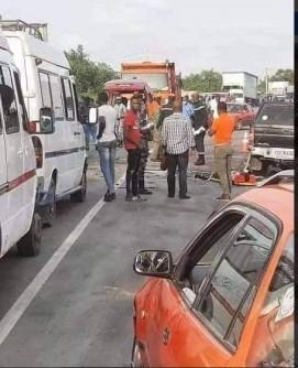 Côte d'Ivoire : Un grave accident sur l'axe Soubre-Meagui fait six morts, deux autres décès dans un carambolage entre Bassam et Bonoua