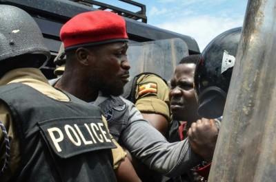 Ouganda : Arrestation de Bobi Wine, 28  morts en deux jours d'affrontements