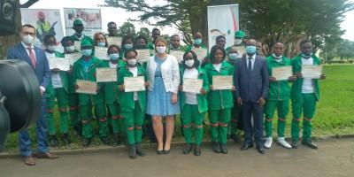 Côte d'Ivoire : Énergies renouvelables, 75 apprenants formés à Abidjan au Centre des Métiers de l'Électricité et prêts à exercer