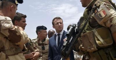 Mali-Sahel : Emmanuel Macron catégorique: «on ne discute pas avec les jihadistes on les combat »