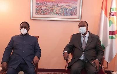 Côte d'Ivoire : Bédié suspend le dialogue avec Ouattara, espère la libération des opposants incarcérés et décrète une journée pour l'enterrement des «martyrs »
