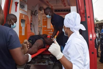 Côte d'Ivoire : Port-Bouët, un individu blessé par balle en essayant d'entrer par effraction chez un officier de police