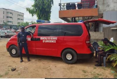 Côte d'Ivoire ; Intervention dans la zone Abatta, axe cité Sir, Faya, vrai parcours du combattant,  mise en place d'un détachement du GSPM à  Bingerville