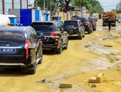 Côte d'Ivoire : Koumassi,  vers la réhabilitation  de la voirie du quartier Sogefiha