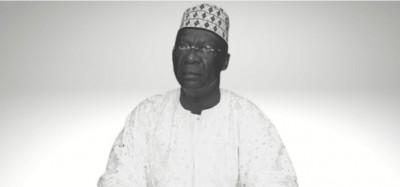 Togo :  Le Général Seyi Mémène s'est éteint